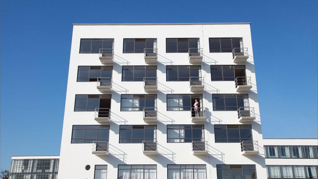 Bauhaus Dessau 1