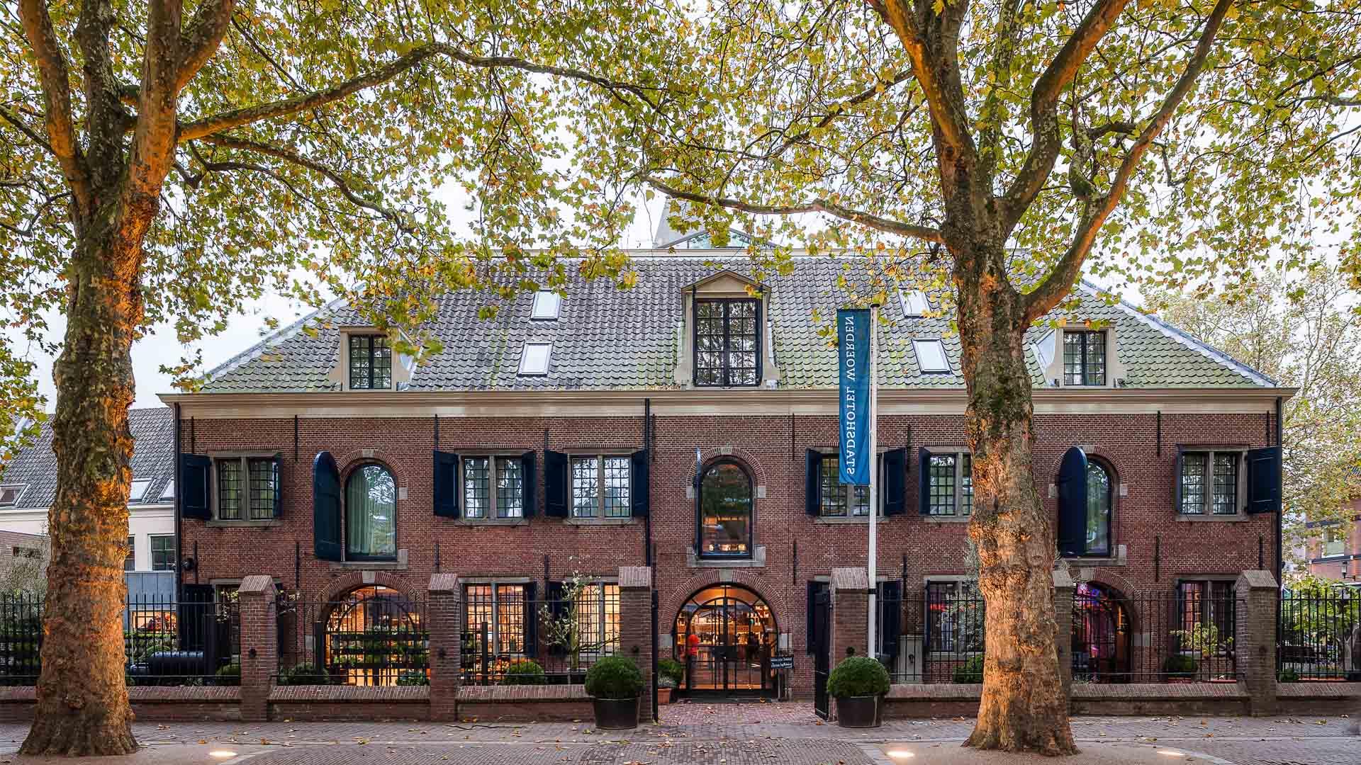 MHB SL30 - Het Arsenaal, Woerden, Nederland - 4
