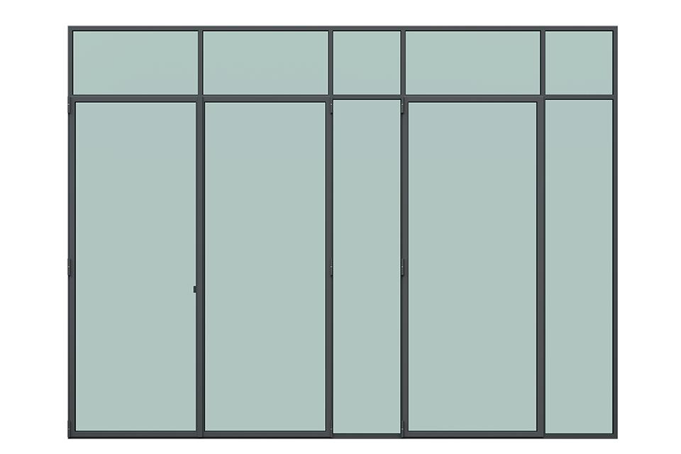 MHB French doors