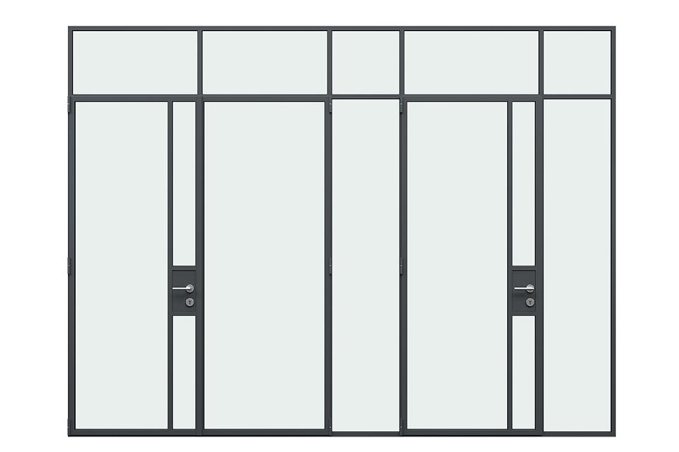 MHB Lock case doors
