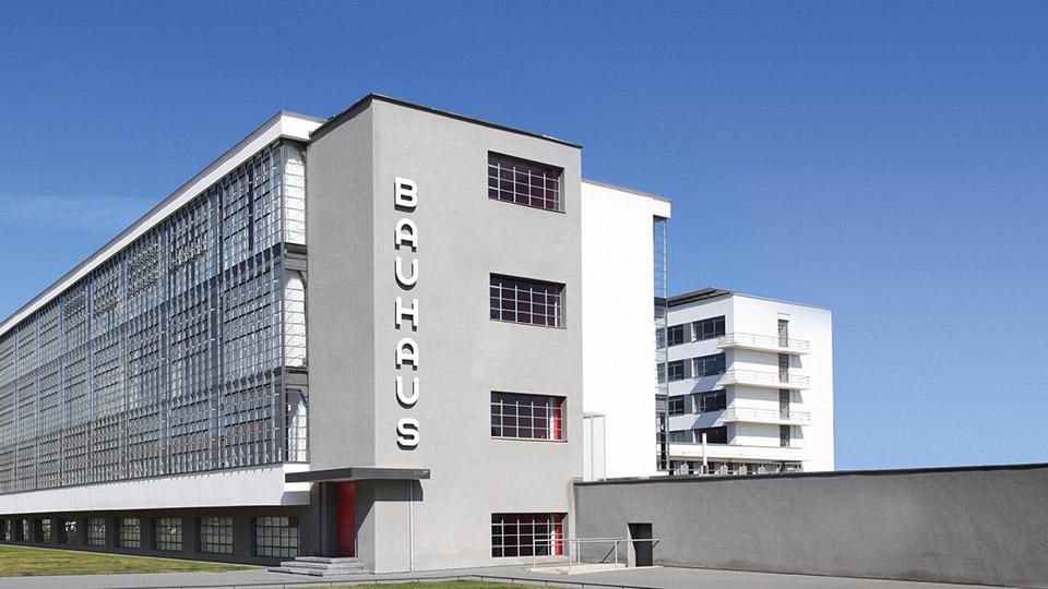Bauhaus Dessau - MHB - Classic-ISO