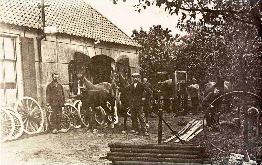 Originele boerderij historie MHB