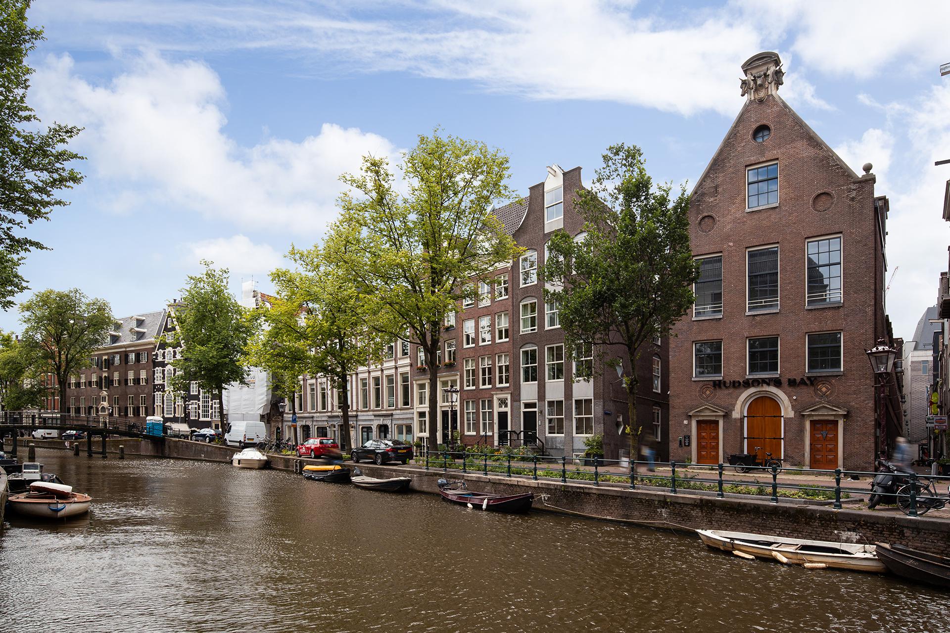De Vleeshal in Amsterdam vooraanzicht