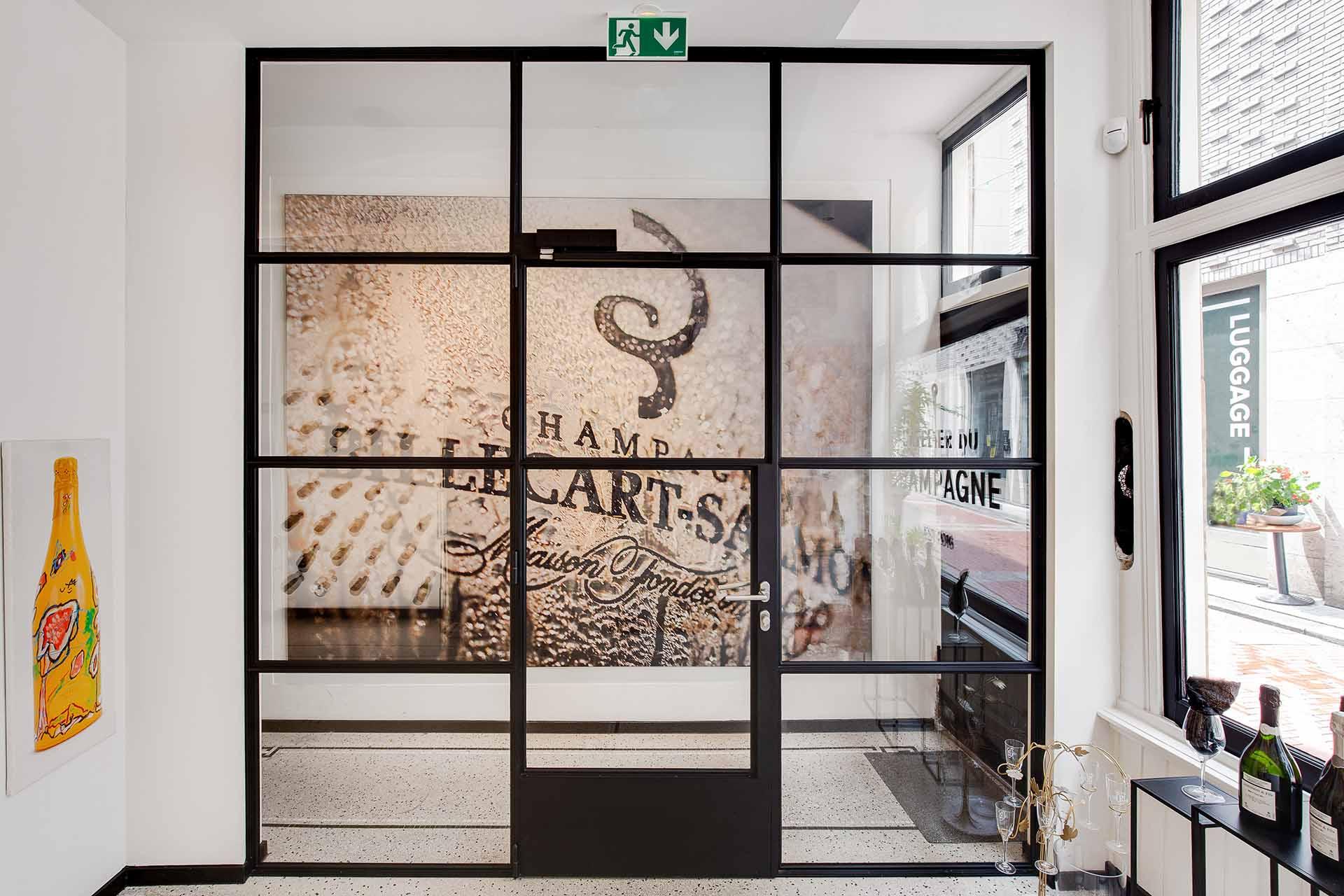 L'Atelier du Champagne, Amsterdam, NL (2)