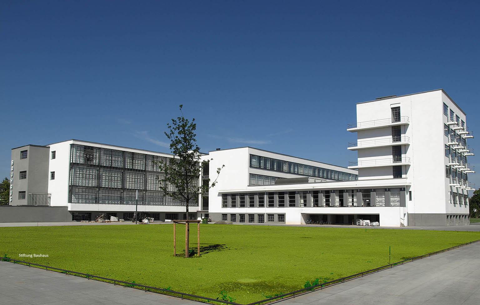 Bauhaus Dessau renovatie met MHB classic-isos